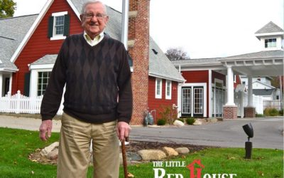 The Little Red House 'Keeps Me Young'